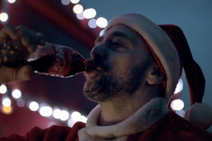Greenpeace hijacks Coke's 'huge PR push' with alternative Christmas campaign