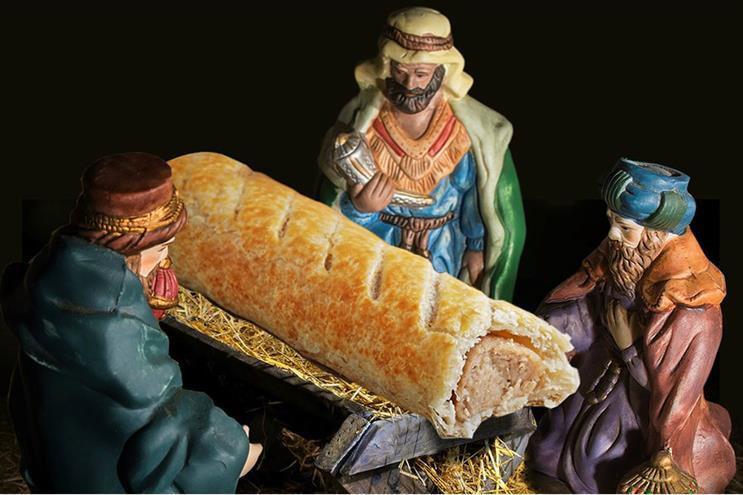 Genius stunt or needlessly risky? PR pros digest Greggs 'sausage roll Jesus' row