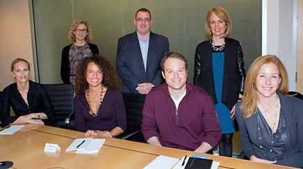 Integrated Marketing Roundtable: Collaborative spirit