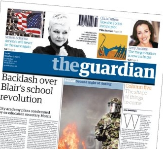 'The Guardian' seeks agency as it expands US presence