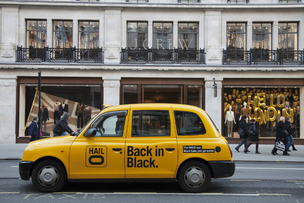 Teneo Blue Rubicon appointed to oversee taxi app Hailo rebrand after merger
