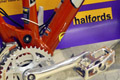 Halfords: reviewing agency support