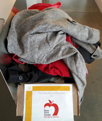 Halo Group brings warmth to Sandy victims