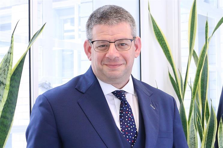 Nick Samuels, director of healthcare, Freshwater