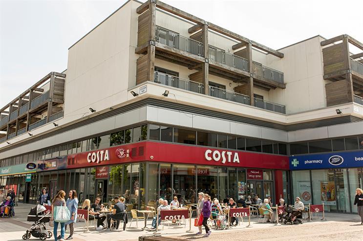 Eden Square shopping centre, Urmston (Pic credit: Chris Bull/Alamy)