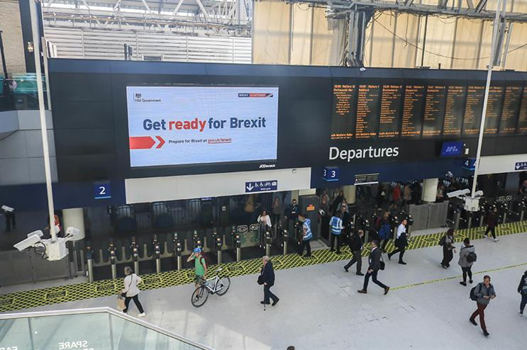 The National Audit Office has warned that the Government's £100m Get ready for Brexit' campaign is having 'limited impact'