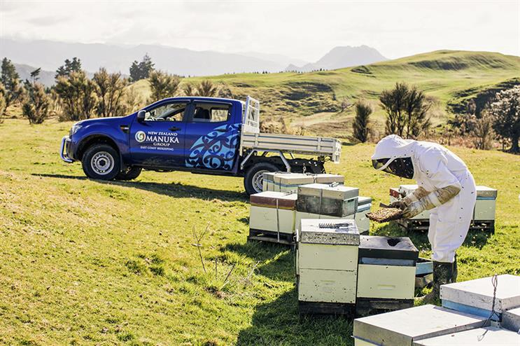 Pegasus has won an account with the New Zealand Manuka Group