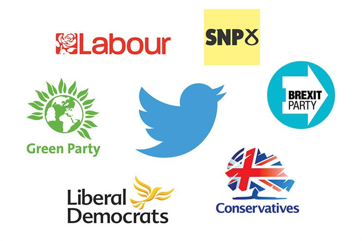 The Conservatives appear to be winning the comms war on social-media platforms, including Twitter