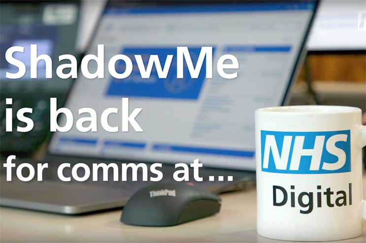 NHS Digital has launched a campaign to promote the Shadow Me job swap scheme