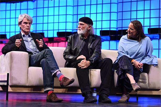 Panel: Hegarty, Greenberg and Credle