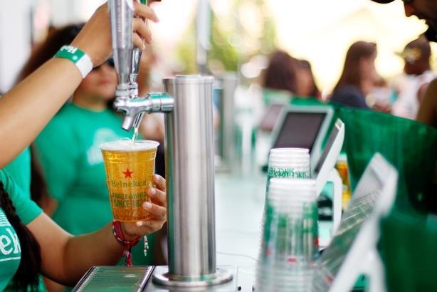 Heineken U.S.A. puts Rogers & Cowan, Frukt on tap