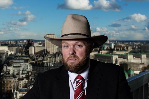 Tax fraud PR man Richard Hillgrove faces bankruptcy as HMRC demands £24,500