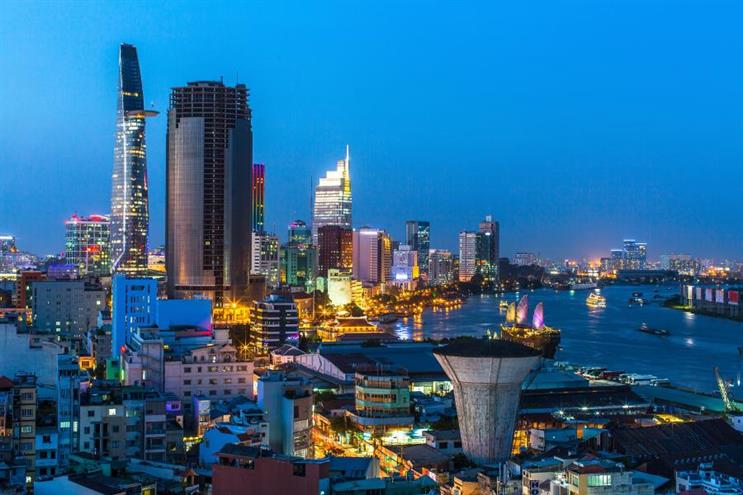 Ho Chi Minh City (Shutterstock)