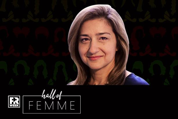 Olga Fleming, Hall of Femme 2019