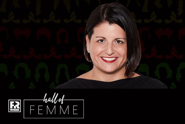 Jennifer Risi, Hall of Femme 2019