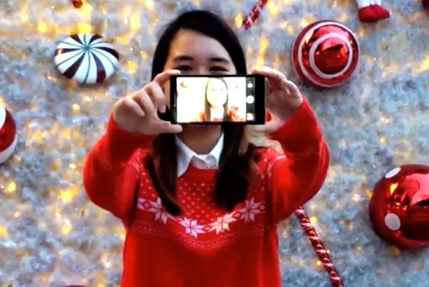 #Holiday360 selfie: A video campaign from We Are Social for Lenovo