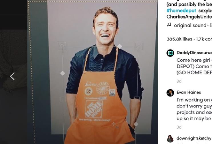 TikTok users deem Home Depot's jingle a 'certified banger'