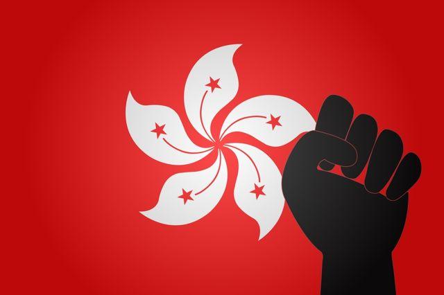 Social media fuels political protests in Hong Kong