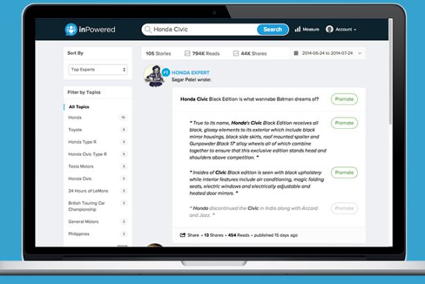 inPowered updates platform to charge by engagement rather than click