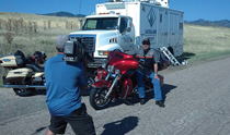 Harley comes together with fans, media for anniversary
