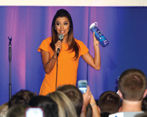Celeb, Brita pairing quenches thirst with Drink Up initiative