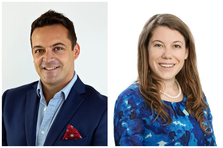 Appointments: Rich Rust and Anna Younger