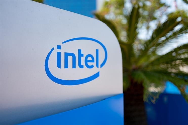 Intel headquarters in Santa Clara, California. (Photo credit: Getty Images).