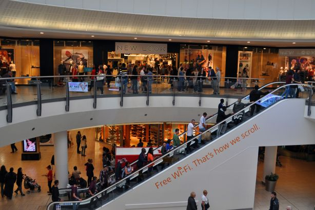 TVC Group hired as retained consumer PR agency for intu Properties