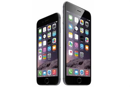 Apple's iPhone 6: Could have featured GT Advanced Technologies' displays