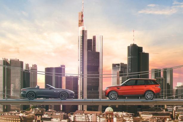 Jaguar Land Rover consolidates PR account in JV Spark44