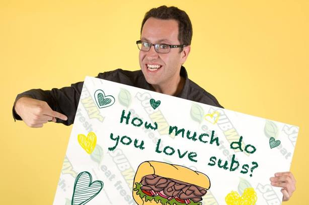 Subway responds to Fogle raid: We're 'monitoring the situation closely'