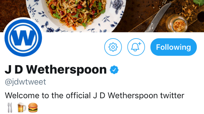 Quitting social media will have 'no impact' on Wetherspoons PR, argues pub chain's comms chief