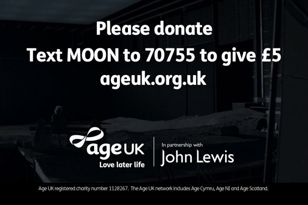 John Lewis extends Age UK partnership with behind-the-scenes film