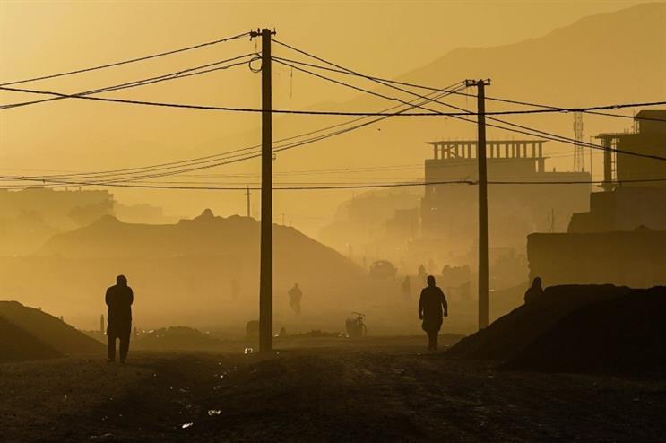 Image of Kabul, Afghanistan (picture via Upsplash)
