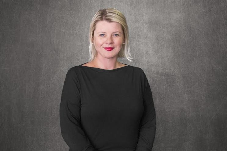 Heather Kernahan has been promoted to global CEO