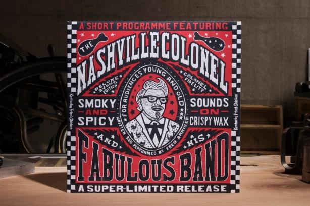 KFC and Fred Armisen drop album to celebrate Nashville Hot Chicken