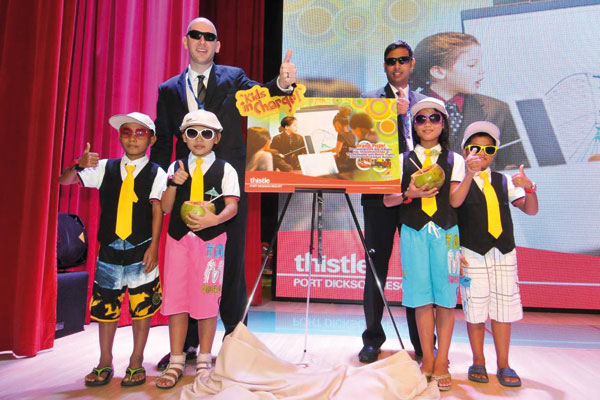 How putting 'Kids in charge' revived a Malaysia hotel's fortunes