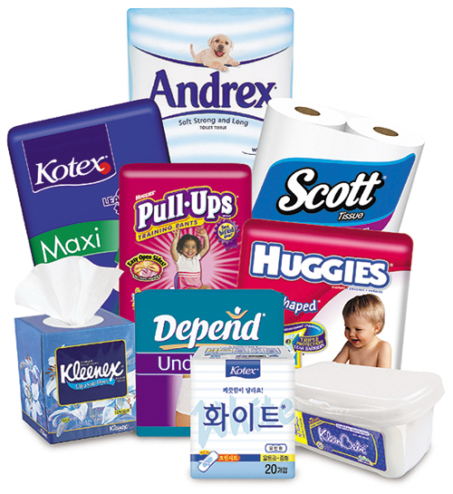 Kimberly-Clark conducts multi-brand review, Moore leaves company