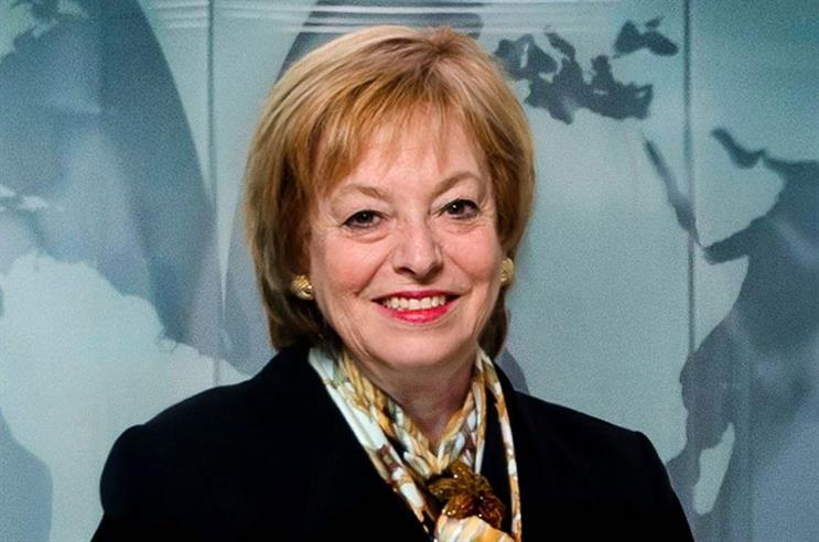 APCO founder and executive chairman Margery Kraus.