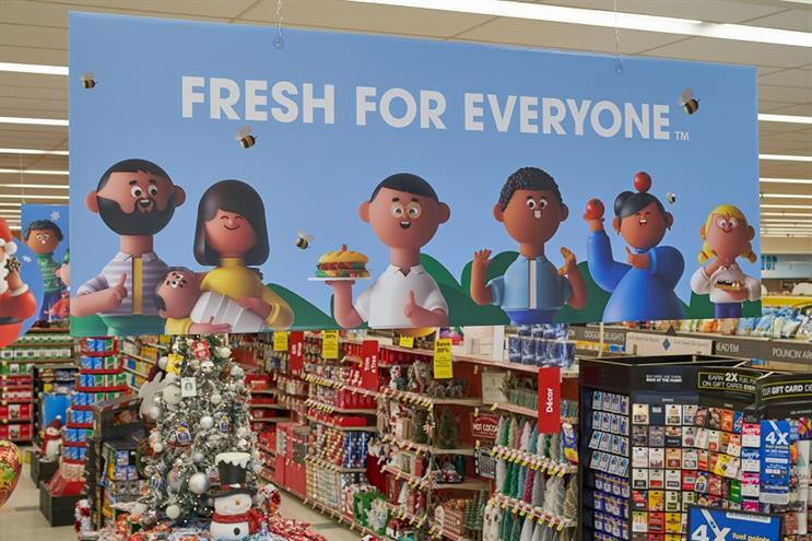 Meet the 'kroji': Kroger rolls out brand refresh starring animated characters