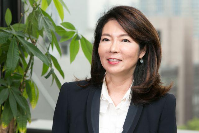 Kumi Sato, President and CEO of Cosmo