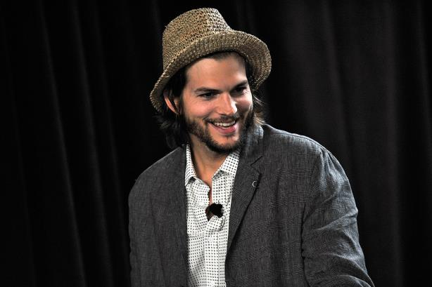 NEW YORK, NY - MAY 24: Ashton Kutcher attends TechCrunch Disrupt New York May 2011 at Pier 94 on May 24, 2011 in New York City. (Photo by Joe Corrigan/Getty Images for AOL)