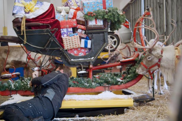 Kwik Fit: Christmas campaign promotes the company's winter safety check service