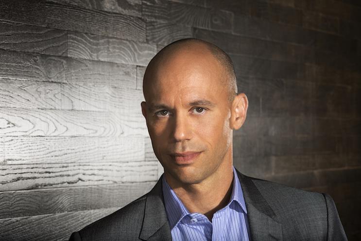 Aaron Kwittken, founder and CEO of PRophet.