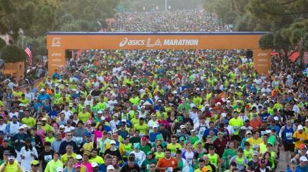 LA Marathon brings on Coyne