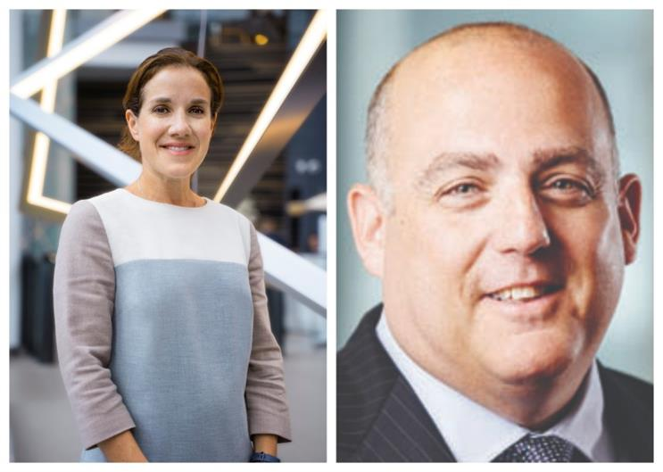 Caroline Hill will replace Miles Webber in the top corporate affairs role next month
