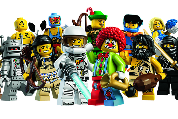 Lego: inspired strategy and creativity