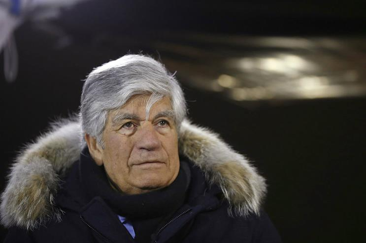 Maurice Lévy: warned of a difficult fourth quarter