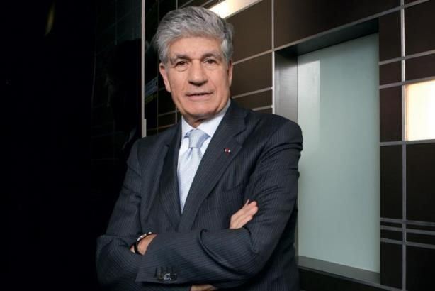 Publicis Groupe CEO Maurice Levy.