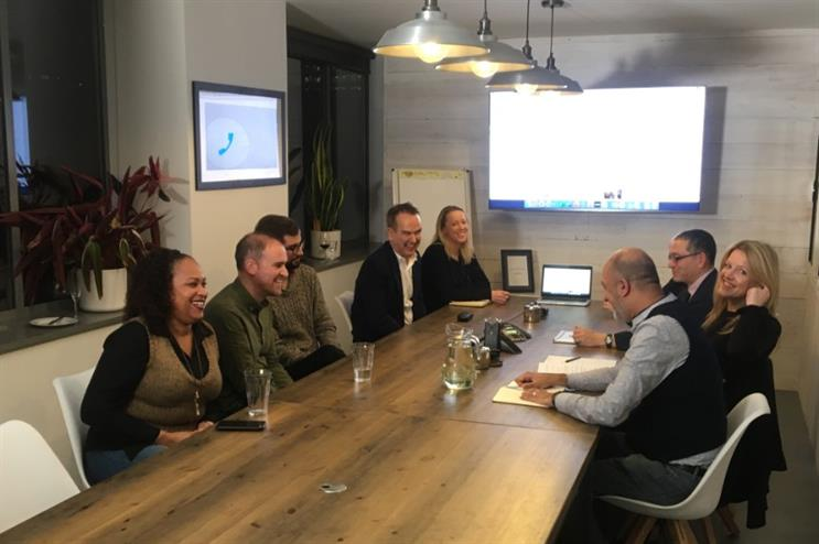 The roundtable event in London